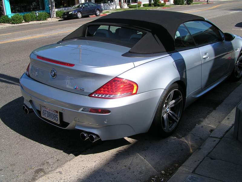 Hollywood Under Star Stones - Cool german cars